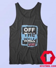 Aesthetic VANS Off The Wall Unisex Tank Top