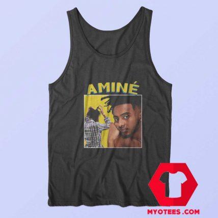 Amine Vintage 90s Homage Retro Rapper Tank Top