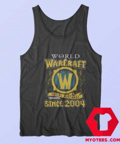 Ateez World of Warcraft Social Distance Training Tank Top