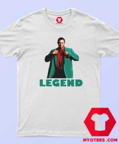Awesome Tiger Woods Golf Legend Unisex T Shirt