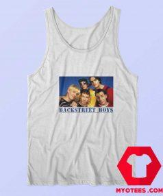Backstreet Boys American Vocal Group Tank Top