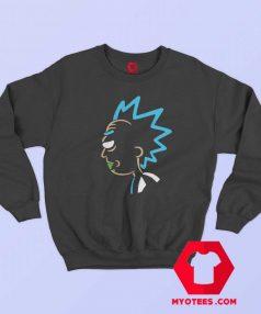 Cool Rick and Morty Funny Cartoon Sweatshirt