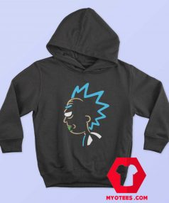 Cool Rick and Morty Funny Cartoon Unisex Hoodie