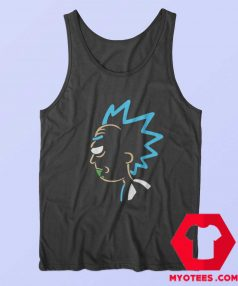 Cool Rick and Morty Funny Cartoon Unisex Tank Top