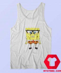 Cute SpongeBob SquarePants Unisex Tank Top