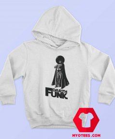 Darth Vader The Funk Awakens Daft Punk Parody Hoodie