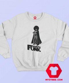 Darth Vader The Funk Awakens Daft Punk Parody Sweatshirt