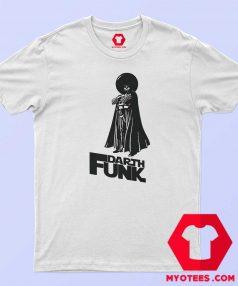 Darth Vader The Funk Awakens Daft Punk Parody T Shirt