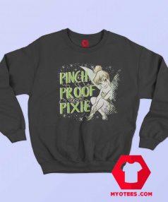 Disney Peter Pan Tink Pinch Proof Tink Sweatshirt