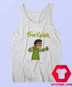 Free Kodak Black Hip Hop Music Project Tank Top