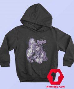 Funny Bratz Purple Tonal Wash Unisex Hoodie