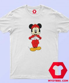 Funny Disney Mickey Mouse Lunar New Year T Shirt