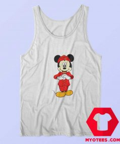 Funny Disney Mickey Mouse Lunar New Year Tank Top