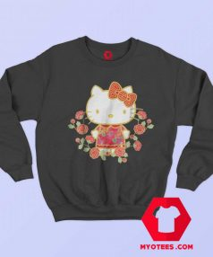 Funny Hello Kitty Happy Lunar New Year Sweatshirt
