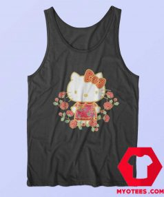Funny Hello Kitty Happy Lunar New Year Tank Top