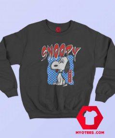 Funny Kanji Chilling Snoopy Peanuts Unisex Sweatshirt