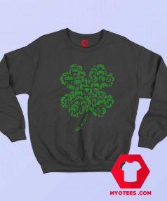 Game Shamrock St Patricks Day Irish Celebrate Sweatshirt