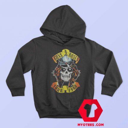 Guns N Roses Appetite For Destruction Tour 88 Hoodie