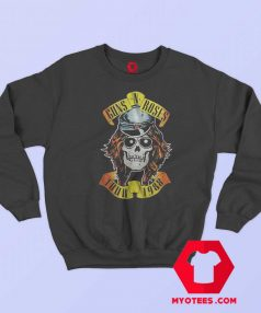 Guns N Roses Appetite For Destruction Tour 88 Sweatshirt