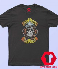 Guns N Roses Appetite For Destruction Tour 88 T Shirt