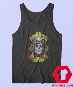 Guns N Roses Appetite For Destruction Tour 88 Tank Top