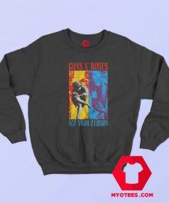 Guns N Roses Use Your Illusion Album Art Sweatshirt