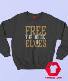 Harry Potter Dobby Free House Elves Sweatshirt