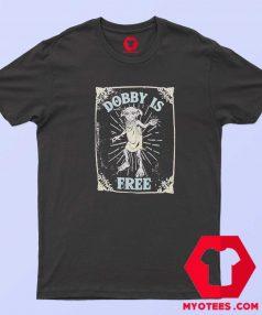 Harry Potter Dobby Is Free Frame Unisex T Shirt