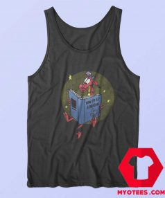 How To Be A Dragon Mushu Mulan Funny Tank Top