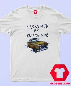 I Survived My Trip To NYC T Unisex T Shirt