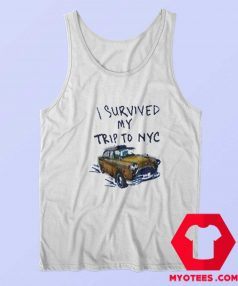 I Survived My Trip To NYC T Unisex Tank Top