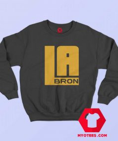 James Lebron Los Angeles Lakers Sweatshirt