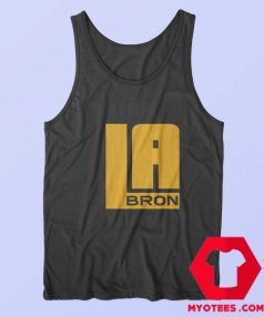 James Lebron Los Angeles Lakers Tank Top