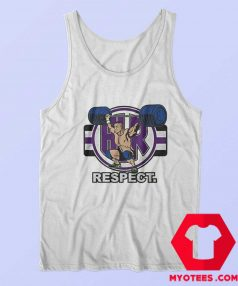 John Cena Cenation Respect Unisex Tank Top