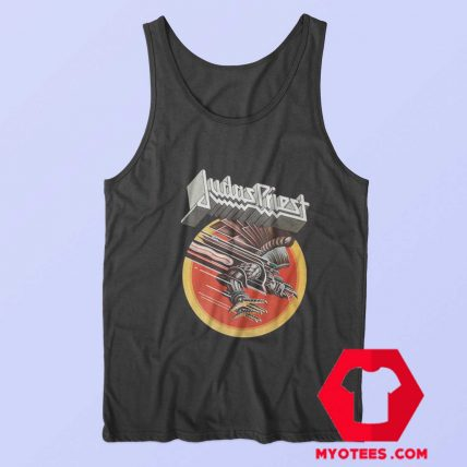 Judas Priest Screaming For Vengeance Tank Top