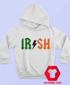 Kiss Parody St Patricks Day Funny Drinking Hoodie