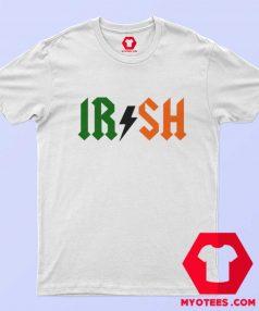 Kiss Parody St Patricks Day Funny Drinking T Shirt