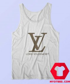 Louis Vuitton Parody Lord Voldemort Tank Top
