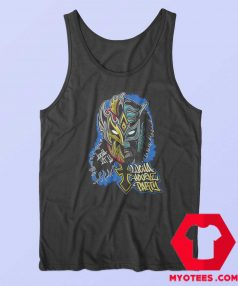 Lucha House Party x Urban Aztec Unisex Tank Top