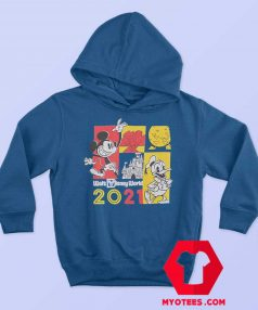 Mickey Mouse Walt Disney World Unisex Hoodie