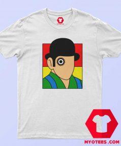 Retro A Clockwork Orange Stanley Kubrick T Shirt