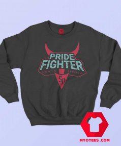 Sonya Deville Pride Fighter Authentic Sweatshirt