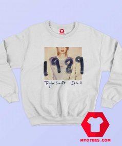 Taylor Swift 1989 Album DLX Unisex Sweatshirt
