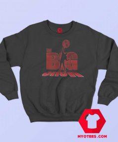 The Big Show Livin Large Retro Unisex Sweatshirt