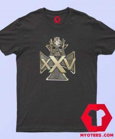 Triple H Cool Logo 25 Years Unisex T Shirt