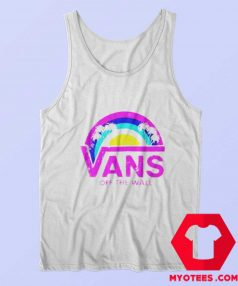 Vans Off The Wall Rainbow Palms Tank Top