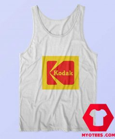 Vintage Kodak Black 1970 Trowback Old Shool Tank Top