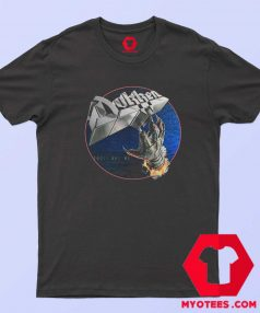 Vintage Retro Dokken Tooth And Nail T Shirt