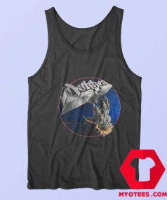 Vintage Retro Dokken Tooth And Nail Tank Top