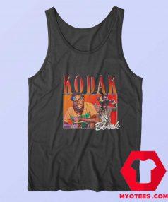 Vintage Retro Poster Kodak Black Unisex Tank Top
